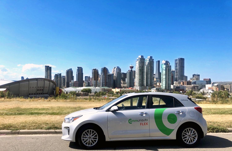 Communauto launches new carsharing service in Calgary